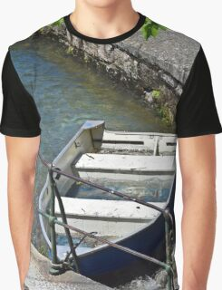 Filling with water Graphic T-Shirt