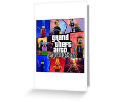GTA Springfield Greeting Card