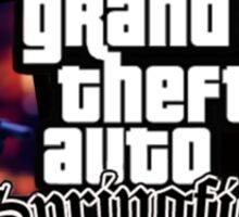 GTA Springfield Sticker