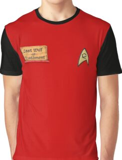 Ensign's Last Stand Graphic T-Shirt