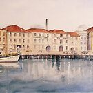IXL Buildings Hobart by M Sluce by Wendy Dyer