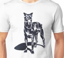 PIT BULL PUPPY (Graffiti) Unisex T-Shirt
