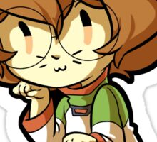 Nyantron Pidge Sticker