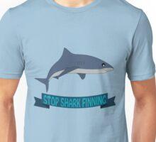 Stop Shark Finning  Unisex T-Shirt