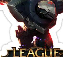 Project Zed - League of Legends Sticker