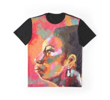 Keeper of The Flame - Nina Simone Graphic T-Shirt