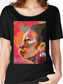 Keeper of The Flame - Nina Simone Women's Relaxed Fit T-Shirt