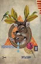 Animal Collection -- Oh Deer by Elo Marc