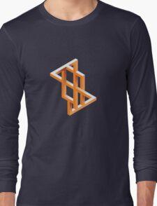 Escher Maze Long Sleeve T-Shirt