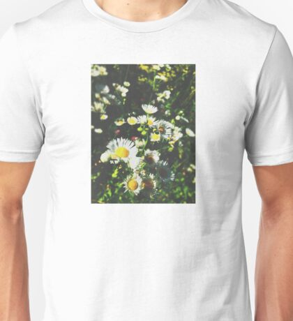 Daylight Daisies  Unisex T-Shirt