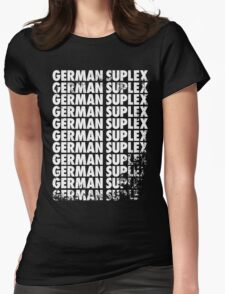 HOW TO CONQUER Womens Fitted T-Shirt