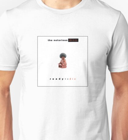 Ready to Build Unisex T-Shirt