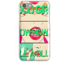 Roll a Blunt iPhone Case/Skin