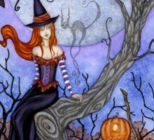 The Halloween Tree Sticker