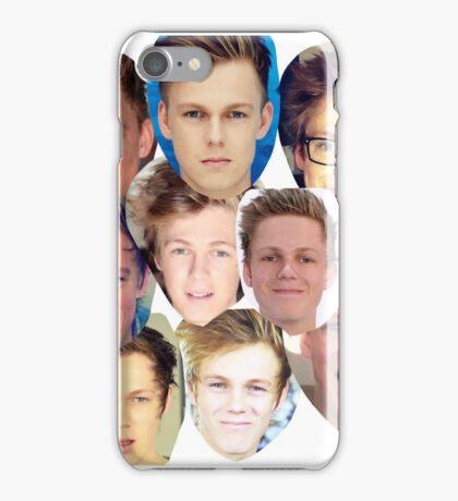 Caspar lee iPhone Case/Skin