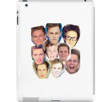 Caspar lee iPad Case/Skin