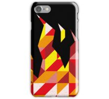Superhot - Caution! iPhone Case/Skin