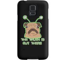 The Pug Files- fawn fur Samsung Galaxy Case/Skin