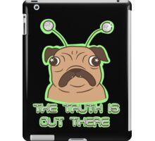 The Pug Files- fawn fur iPad Case/Skin