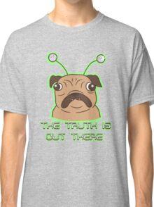 The Pug Files- fawn fur Classic T-Shirt