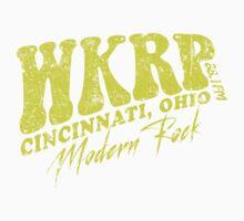 WKRP in Cincinnati One Piece - Short Sleeve