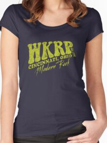 WKRP in Cincinnati Women's Fitted Scoop T-Shirt