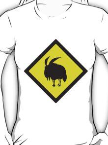 "Wildstar ""Warning, Rowsdower Ahead"" T-Shirt"