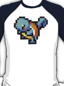 Pixelated Squirtle T-Shirt