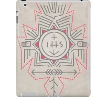 IHS Religious design iPad Case/Skin