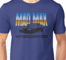 MAD MAX - INTERCEPTOR (MIRROR) Unisex T-Shirt