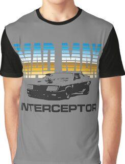 MAD MAX - INTERCEPTOR (MIRROR) Graphic T-Shirt