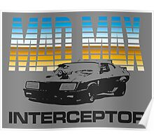 MAD MAX - INTERCEPTOR (MIRROR) Poster