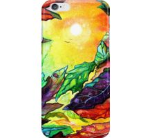 Colours of Sunshine  iPhone Case/Skin