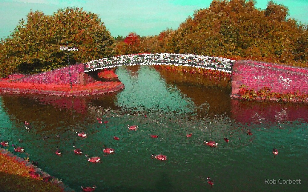 What would Monet say? by Rob Corbett