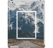 The 1975 Snow Rectangle iPad Case/Skin