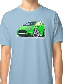Ford Fiesta (Mk7) ST Green Classic T-Shirt