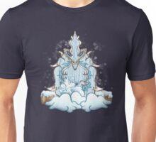 Wolf God Tiki Unisex T-Shirt