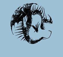 Black Sharp Class Grunge Unisex T-Shirt