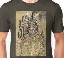 Zebra - African Wildlife - Laboring Pregnancy  Unisex T-Shirt