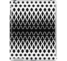 Waves into Particles iPad Case/Skin