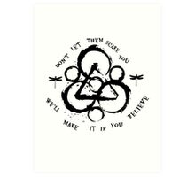 Coheed and Cambria Art Print