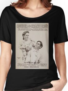 Performing Arts Posters Roeber and Crane Bro's Vaudeville Athletic Co 0364 Women's Relaxed Fit T-Shirt