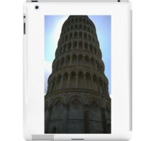 Pisa's tower iPad Case/Skin