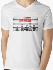 The Usual Suspects Mens V-Neck T-Shirt