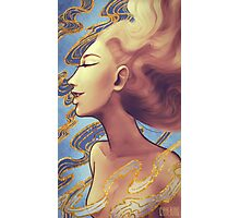 Aine - Goddess of the Sun Photographic Print