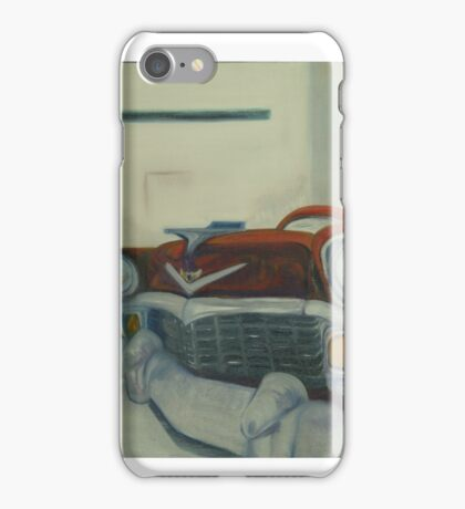 Chevy-astract impressionism iPhone Case/Skin