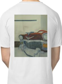 Chevy-astract impressionism Classic T-Shirt