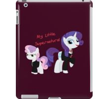 Crowley Belle and Rariddon iPad Case/Skin