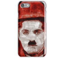 Charlie Chaplin Classic Hollywood iPhone Case/Skin