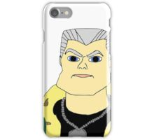 Major Chip Hazard(Small Soldiers) iPhone Case/Skin